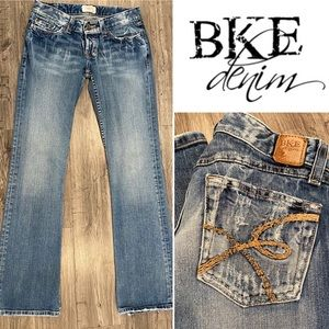 BKE Stretch Boot Cut Jeans 25